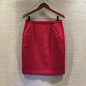 Loft pencil skirt with pockets